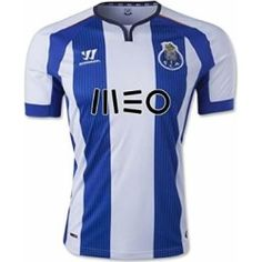 c6429b796 WARRIOR Porto Kids (Boys Youth) Home Jersey 2014 – 2015-Small