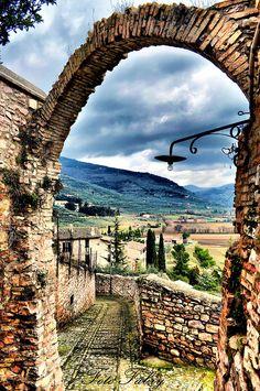 Spello, Province of Perugia , Umbria Italy