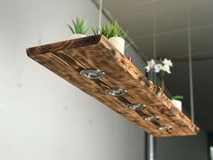 Wooden Pendant Lamp Larch Flamed Smart Home   eBay  #eBay #flamed #wood #home # larch