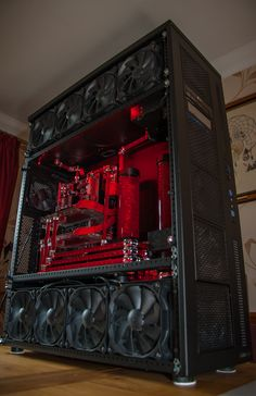 Caselabs STH10 - project Bloodfang by Slavik