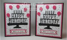 images stampin up birthday cards 2016 - Bing images