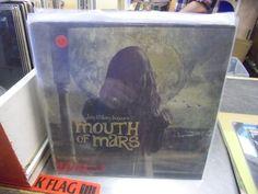 Jen Gloeckner Mouth of Mars vinyl LP NEW [Trippy Folk Psych] Lp Vinyl, Vinyl Records, Dubuque Iowa, Folk Music, Psych, Trippy, Mars, Ebay, March