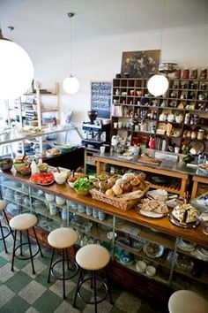"Michelle Obama has eaten here. Need I say more? Their signature ""Love Sandwich"" takes between the bread to a whole other level. Fabulous salads. You can't just have one or three of their lemon bars. http://www.flyabs.com/boston-to-capetown"