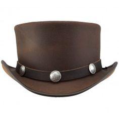 El Dorado by hat maker Lee Watrous  http://www.headnhome.com