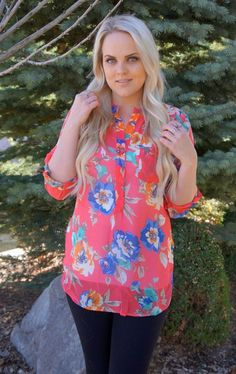 The Poppy Blouse just $26.00