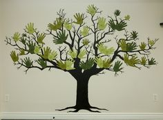 Shaliese Photography & Printing: Handprint Family Tree Project