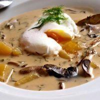 Food Inspiration, Mashed Potatoes, Soup, Eggs, Cooking, Breakfast, Ethnic Recipes, Recipies, Bakken