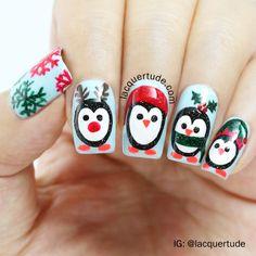 China Glaze Holiday Nail Design Contest