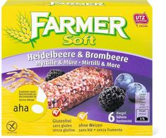 Aha! Farmer Soft Myrtille/mûre | Migros Food Plan, Quinoa, Farmer, Cocoa, Meal Planning, Sausage, Beef, Recipes, Citric Acid