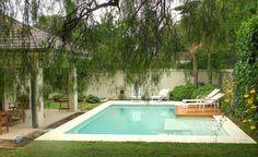Piscina familiar - SwimmingPool - Deck de madera - Arquitectura - Wellness - Diseño Personalizado - Cordoba