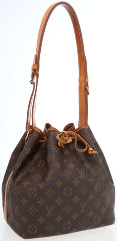Gorgeous classic Louis Vuitton Noe bag 9a48ac3e690