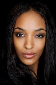 smokey natural :: Jourdan Dunn