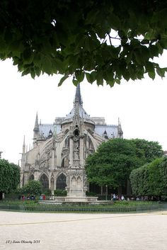 Notre Dame, Our Lady Of Paris, Ile de la Cite, Paris 4e
