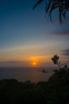 2013 Ogasawara Hahajima Sunset
