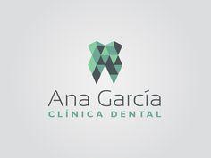 Ana Garcia Clinica Dental Brand Identity by Venaya Design