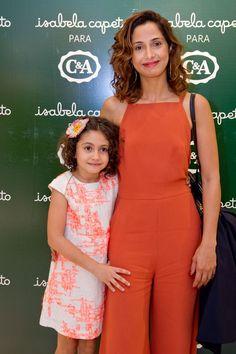 1bc78c14c422 Lançamento coleção Isabela Capeto para C A (BossaMe)