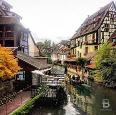 Colmar France By: @mt_pherris Tag someone you love  by beautifuldestinations