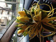 #wedding #flower #tulipani #yellow #perfectday.it
