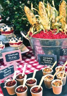 Get inspired to throw a summer cookout with these cute ideas!