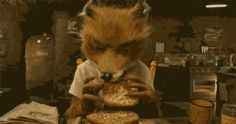 cuss yeah Fantastic Mr. Fox