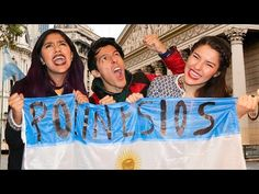 NUESTRA PRIMERA VEZ EN ARGENTINA | LOS POLINESIOS VLOGS - YouTube