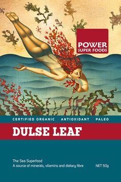 Power Super Foods on Behance