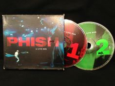 A Live One by Phish (CD, Jun-1995, 2 Discs, Elektra) #AlternativeIndie
