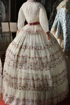 Dress of Princess Tatiana Yusupov