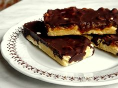 Eat with Love ♥: DOMÁCÍ ZDRAVÉ SNICKERS TYČINKY Russian Recipes, Sweet Life, Tiramisu, Healthy Eating, Pie, Treats, Cooking, Ethnic Recipes, Food