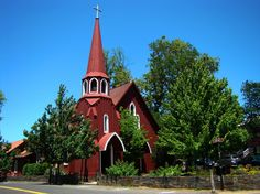 Sonora, CA : St. James Anglican Church