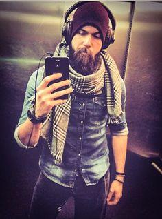 Beard up More