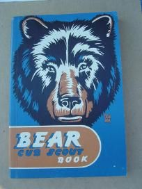 Lot of Boy Scout Cub Scout Books, Backpack, Mess Kit Pack