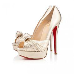 67 best shoes christian louboutin bridal collection images bride rh pinterest com