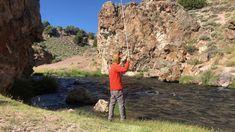 Tenkara Nymphing - Pocket Ninja on on Hot Creek Mammoth Lakes, You Are The Father, Ninja, Pocket, Hot, Ninjas, Bag