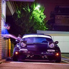#drivethru / Via @kimojixstyle #TopMiata #kimojistyle TopMiata.com | #mazda…