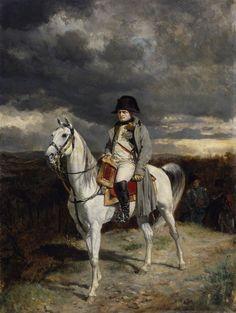 Jean-Louis-Ernest Meissonier, Napoléon