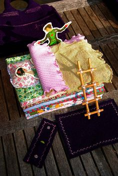 For my little girl: Princess and the Pea. Play the fairy tale yourself.