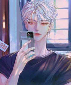 Anime Oc, Anime Demon, Kawaii Anime, Hot Anime Boy, Anime Art Girl, Dark Anime Guys, Anime Boy Sketch, Digital Art Anime, Handsome Anime Guys