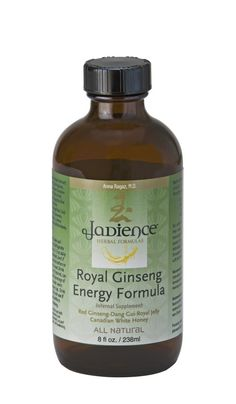 Royal Ginseng Energy Formula