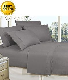 #sheets}pillowcases #Enjoy a Experience of a true luxury and a cool comfortable night''s sleep with exceptionally thin breathable Sheet set that have a #silky sof...