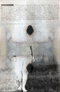 pour faire la paix ~ mixed media Collage ~ by linda vachon Art Du Collage, Mixed Media Collage, Modern Art, Contemporary Art, Art Texture, Kunst Online, Encaustic Art, Inspiration Art, Art Graphique
