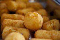 Aardappelkroketten - vegan style