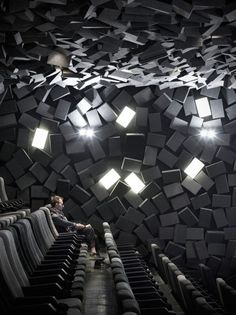 Exploded Cinema by One Plus Partnership » Retail Design Blog: