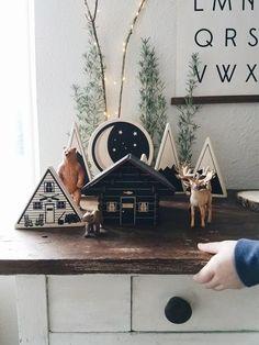 Log Cabin 3D Puzzle