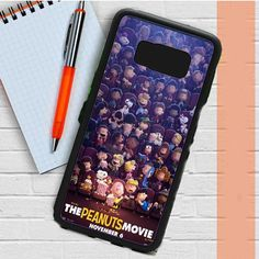 The Peanuts Disney Samsung Galaxy S8 Plus Case Casefreed
