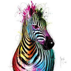 Patrice murciano zebre