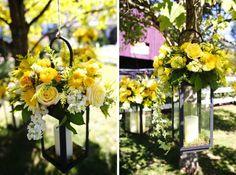 Altar Flowers and Ceremony Design by Cedarwood Weddings   Historic Cedarwood   All Inclusive Designer Weddings