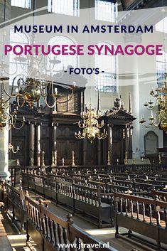 In het Joods Cultureel Kwartier staat de Portugese Synagoge. Deze synagoge is nog altijd in gebruik. Je bent hier, behalve op zaterdag (sjabbat) en bepaalde feestdagen, van harte welkom. Mijn foto's van de Portugese Synagoge in Amsterdam zie je hier. Kijk je mee? #portugesesynagoge #amsterdam #museum #museumkaart #fotos #jtravel #jtravelblog