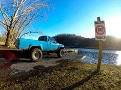 SkyYota! My 1988 Toyota next to the river on a beautiful Sunday afternoon in good ol' Virginia