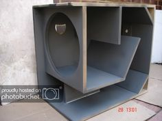 MS-18 ..Mini Scooper - Speakerplans.com Forums - Page 3 12 Inch Subwoofer Box, Diy Subwoofer, Subwoofer Box Design, Subwoofer Speaker, Pro Audio Speakers, Diy Speakers, Audio Amplifier, Horn Speakers, Audiophile